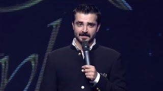 Hamza Ali Abbasi Speech After Winning Award for Pyaray Afzal