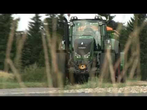 NOWOŚĆ nowe ciągniki FENDT seria 800 Vario nowy traktor FENDT 828 Vario
