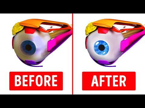 10 Great Exercises to Improve Your Eyesight
