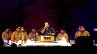 Ustad Rahat Fateh Ali Khan - Mera Piya Ghar Aaya  - live in Holland