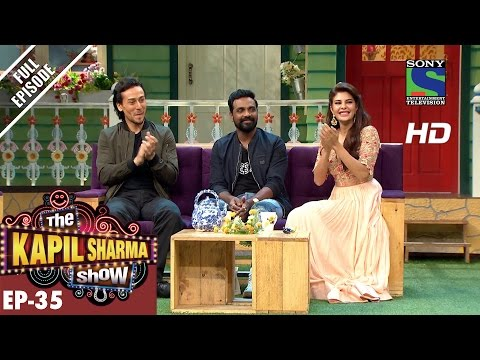 The Kapil Sharma Show दी कपिल शर्मा शो–Episode 35 A Flying Jatt in Kapil s Show–20th August 2016