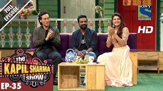 The Kapil Sharma Show - दी कपिल शर्मा शो–Ep-35- A Flying Jatt in Kapil