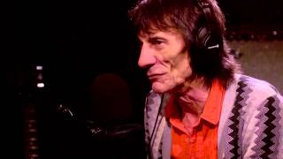 Ronnie Wood on Ray Charles, Fats Domino and Jerry Lee Lewis
