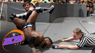 Cedric Alexander vs. Noam Dar -