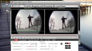 Crop a video with Pavtube Video Converter Ultimate