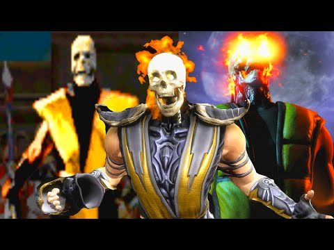 Xxx Mp4 Mortal Kombat All Fatalities Ever Made I To XL 3gp Sex