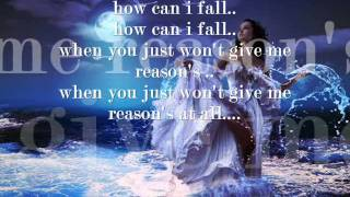 how can i fall lyrics    breath