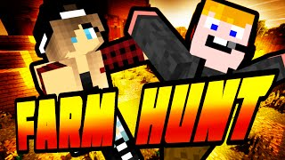 Minecraft - Farm Hunt [KITTI ÉNEKEL!!!]