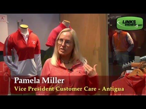 Antigua Golf Apparel 2016