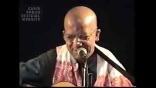 Onek Din Por /Kabir Suman LIVE