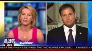 Laura Ingraham Confronts Marco Rubio Over Immigration Reform: 'Stop Dividing The Republican Party'