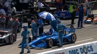 Indycar 2018 - Fecha 8 - Detroit #2 (Audio Español Latino)