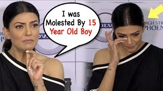 Sushmita Sen Molested By 15-Year-Old Teenager