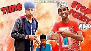 Time stop funny video // Hyderabadi Diaries 2