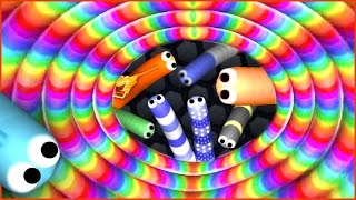 WORLD RECORD SLITHER.IO TRAP KILLS - NEW Slither.io High Score Gameplay (Slither.io)