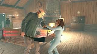 13일의금요일] 남자 여자 가리지않고 고자로 만들어버리는 하이텐션의 미친 살인마!! Friday the 13th : The Game Game Play