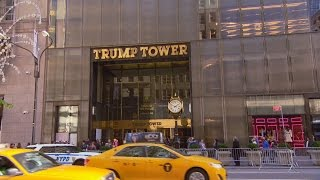 Secret Service Advises President-Elect To Move Out of Trump Tower