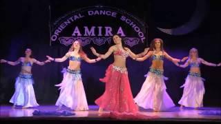 Professional belly dance by Amira Abdi  2014 Ya salam al baladi