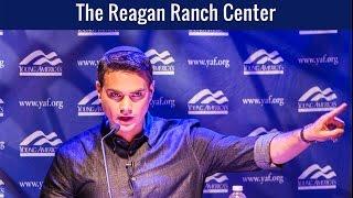 LIVE: Ben Shapiro @ the Reagan Ranch