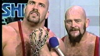 WCW-NWA Wrestling (No. 3)