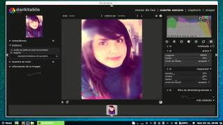 Darktable para Linux, Mac y Windows (programa de edicion 2018)
