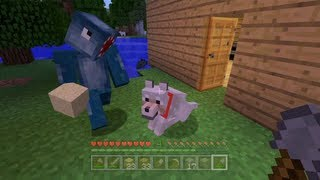 Minecraft Xbox - Quest To Kill The Ender Dragon - Getting Started - Part 1