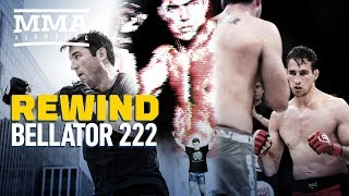 Bellator 222 Rewind: Rory MacDonald Advances, Chael Sonnen Retires - MMA Fighting