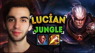 Lucian Jungle | Ormanın 50 Tonu