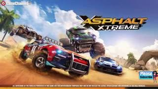 Asphalt Xtreme - Gameloft Racing - Videos games for Kids - Girls - Baby Android