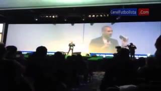 Conferencia Pep Guardiola en Colombia 'Pasión, liderazgo y trabajo en equipo'