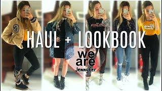 HAUL + LOOKBOOK W/ JENNYFER | BeYourself