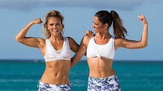 SLAY with K&K!  BONUS Workout featured from Beach Babe 4!