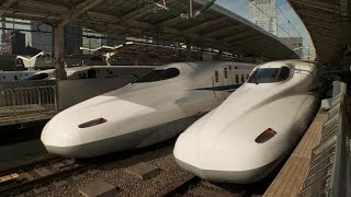New efforts to bring high-speed rail to America