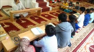 Quran Tilawat Training by Shaikh Sayedur Rahman Azhari