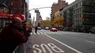 NYC Marathon 2015 Elite Women