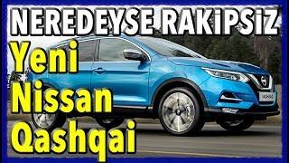 Yeni Nissan Qashqai test sürüşü ve inceleme videosu
