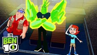 Ben 10 | Movie Monster Becomes Alive | Cartoon Network