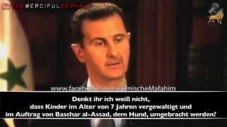 Bashar al-Assad, der Hund  - Muhammad Abdul Jabbar