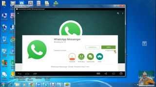How to install  whatsapp on PC  Windows 7 , windows 8 ,  windows 10