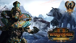QUEST FOR THE CROWN OF NEHEKHARA! - Tomb Kings Total War Warhammer 2 Campaign #4
