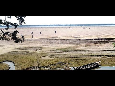 ভারত নামক শত্রু বাংলাদেশকে পানি বঞ্চিত করায় তিস্তার কি অবস্থা দেখুন