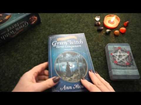Xxx Mp4 Deck Review The Green Witch Tarot Pt 1 Major Arcana 3gp Sex