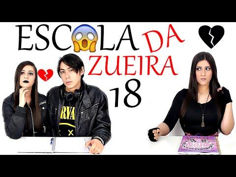 ESCOLA DA ZUEIRA 18 NAMORADOS