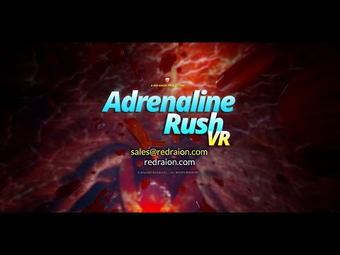 Adrenaline Rush VR - 360-degree Movie Trailer | Red Raion