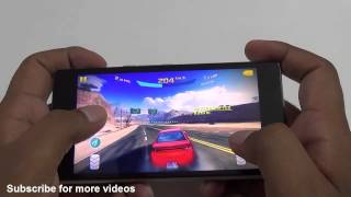 Micromax Yu Yuphoria Gaming Review & Heating Test [Asphalt 8, Subway Surfers]