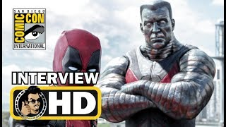 Stefan Kapicic Exclusive Interview for Colossus in DEADPOOL 2 - #SDCC 2017