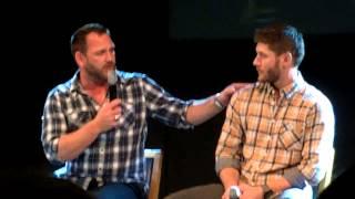 JIBCON 2013 - Jensen & Ty Saturday Panel