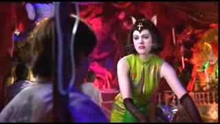 Catwoman. From The Jump In The Chest To The Rescue. Monkeybone
