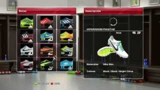 PES 2014 - All Boots [HD]