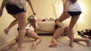 Shake Sexy Booty Asian 4 girl